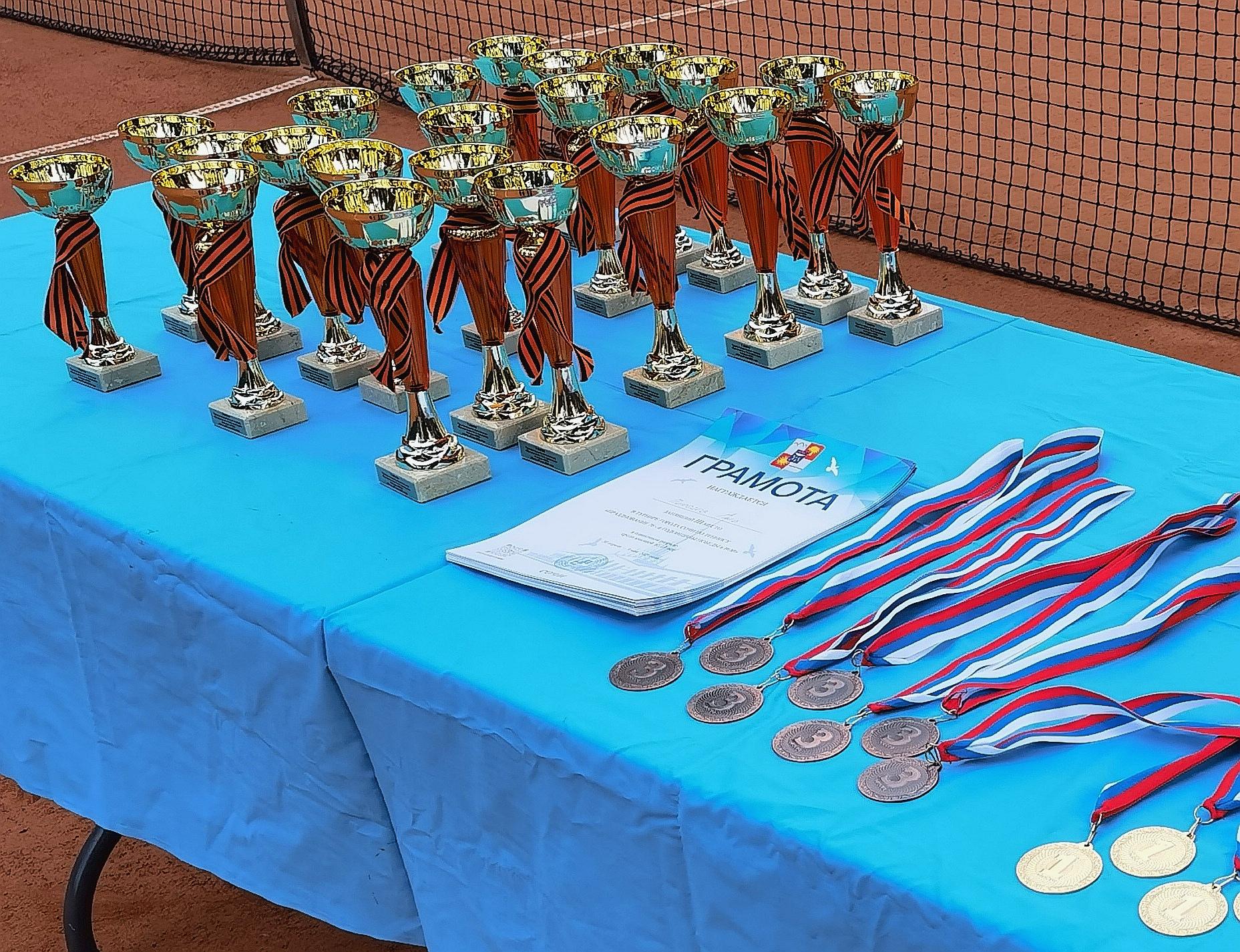 Турнир города Сочи по теннису