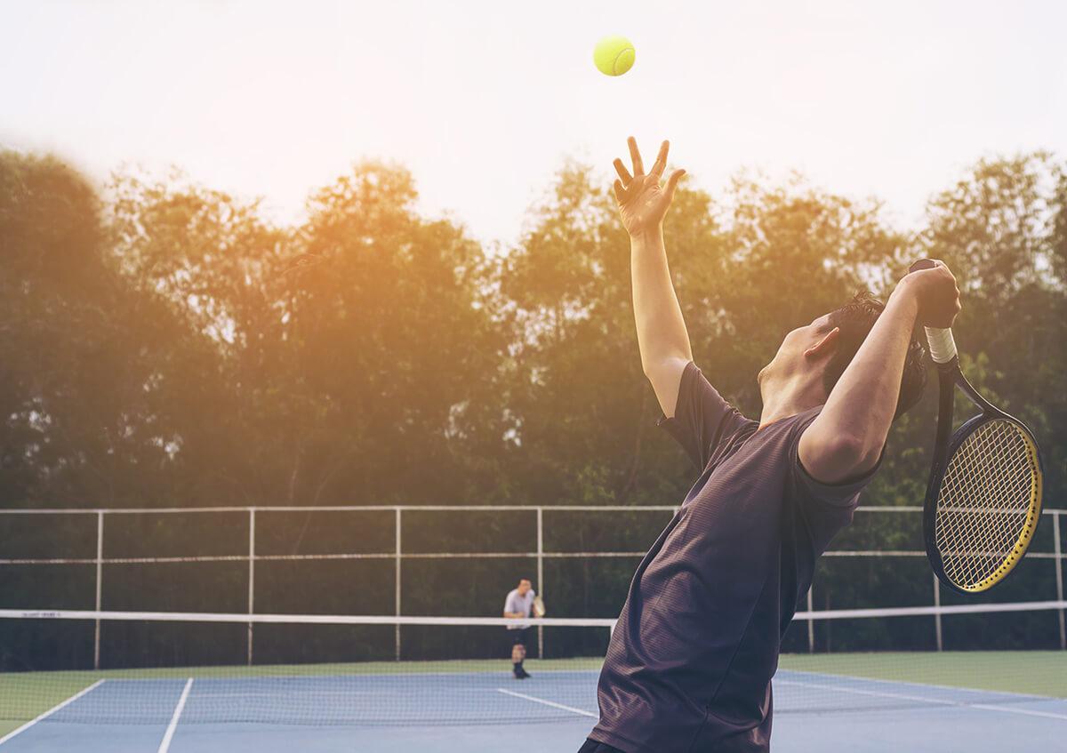 История теннисных турниров